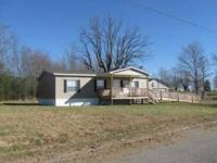 2009 manufactured home on 1.5 acre lot Home is in clean