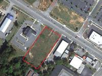 This bank-owned property includes five vacant parcels