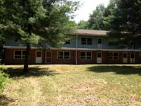 10 unit Motel 2 Story, Full Basement  Handyman Special,