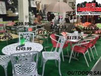 IS YOUR DECK OR BACKYARD READY FOR SUMMER ?? NEED A