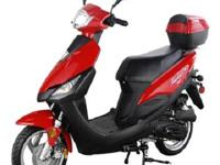 TaoTao CY-50T3 50cc Gas Scooter is a new line of