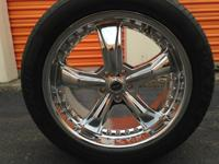 These rims have been oniy used during the spring and