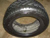 "For sale 4 235/55/18"" YOKOHANA M S/T , TIRES THEY ARE"