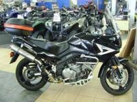 2009 Suzuki V Strom 1000 for only $4300. The price is
