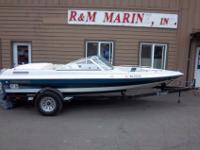 1994 Reinell 181 BR Low Profile Ski BoatLike a mouse on