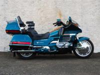 1995 Honda Goldwing Aspencade with only 25,850 miles on
