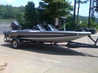 I have a 1999 Javelin Renegade nineteen feet bass boat