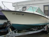 Very desirable Potter Built 20? 1975 Sea Craft Sceptre