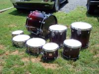 Yamaha Maple Custom AbsoluteJust about mint