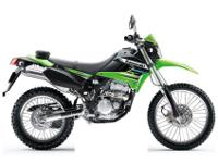 NEW 2012 KAWASAKI KLX-250 DUAL SPORT.I have this bike
