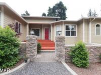 Built in 2006, this well crafted 4 bed 3 bath home