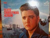 1964 Elvis Christmas RCA Victor LSP-1951 - Near Mint -