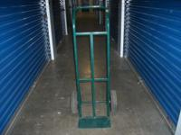 Powder coated 4 High Steel Hand Truck (Dolly) with 10