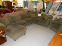 Featured Item 4 Piece Sectional Set-- Comes with