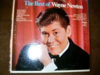 The Best of Wayne Newton 1967 33 great shape $4.00 CALL