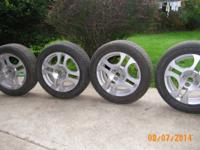 4 TIRES 205-55R16 IN GOOD CONDITION FINALIST RADIAL