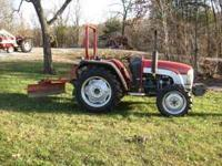 2005 4x4 40 hp Diesel Tractor King farm tractor. This