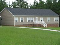 Gorgeous 4bed/2bth 2008 clay colored modular home on