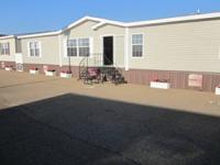 BEAUTIFUL NEW 4 BEDROOM, 2 BATH DOUBLEWIDE MOBILE HOME