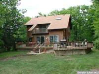 RELAX UP-NORTH ON BEAUTIFUL PELICAN LAKE in a 4 bedroom