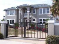 4BR, 4.5 bath Florida Exec home located directly across