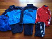 Up for sale is this 4T Track Suit. They are for sale