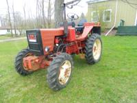 1996 Belarus 310 4x4 36 HP tractor for sale. Diesel,