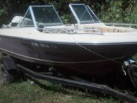 I HAVE A NICE LITTLE RUNABOUT FOR SALE WITH A 80HP