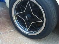 I have a set of 15 inch wheels for sale, 4x114 zero off