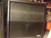 Wanting to sell this 4x12 slant crate cab (it's not