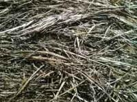 Quality clean horse round hay twine wrapped. Call or