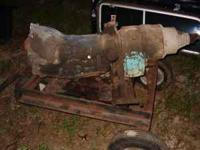 CHEVY/GMC TURBO 350 TRANS. AND TRANSFER CASE OUT OF