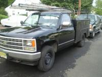 1990 chevy 1500 model 4x4 350 engine 320,000 miles runs
