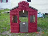 Play house good condition. call Dave  Location: Lady