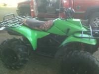 I HAVE A 1998 OR 1999 POLARIS MAGNUM 450 4X4