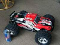 This is a Redcat Racing Earthquake 3.5 1/8th scale