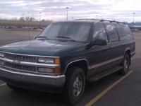 1995 suburban. in its current condition its worth about
