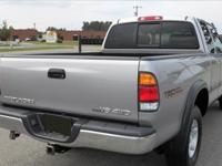 2001 Tundra SR5 Extended Cab 4x4Super clean truck