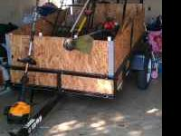 i am selling my trailer that i just bought in
