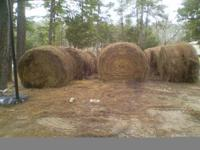 I've got 14 rolls of 4x6 bermuda hay. Bought for my
