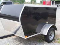 -------4x6 new enclosed trailer 3 yr warrnaty $1099