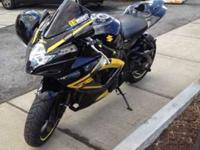 Priced to sell07 Suzuki GSXR 750 Power