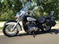 I have a Honda Shadow Aero 750 I'm the original owner.