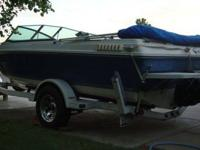 SELLING MY 1986 18.6 feet SEA RAY BOAT BECAUSE IM