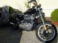 01 sportster 1200. in exellent condition very low