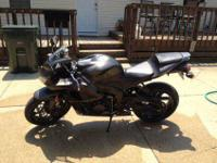 2007 Honda CBR 600rr Graffiti Edition with 14,xxx