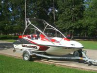 2007 SEA_DOO 150 Speedster that is in pristine