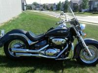Up for sale is a 2008 Suzuki Boulevard C50.....This