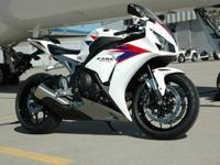 This is a new condition Honda CBR1000RR Tri-Color 2012