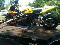 04 Gsxr 1000 8k miles chip,cam,ported head , lowered